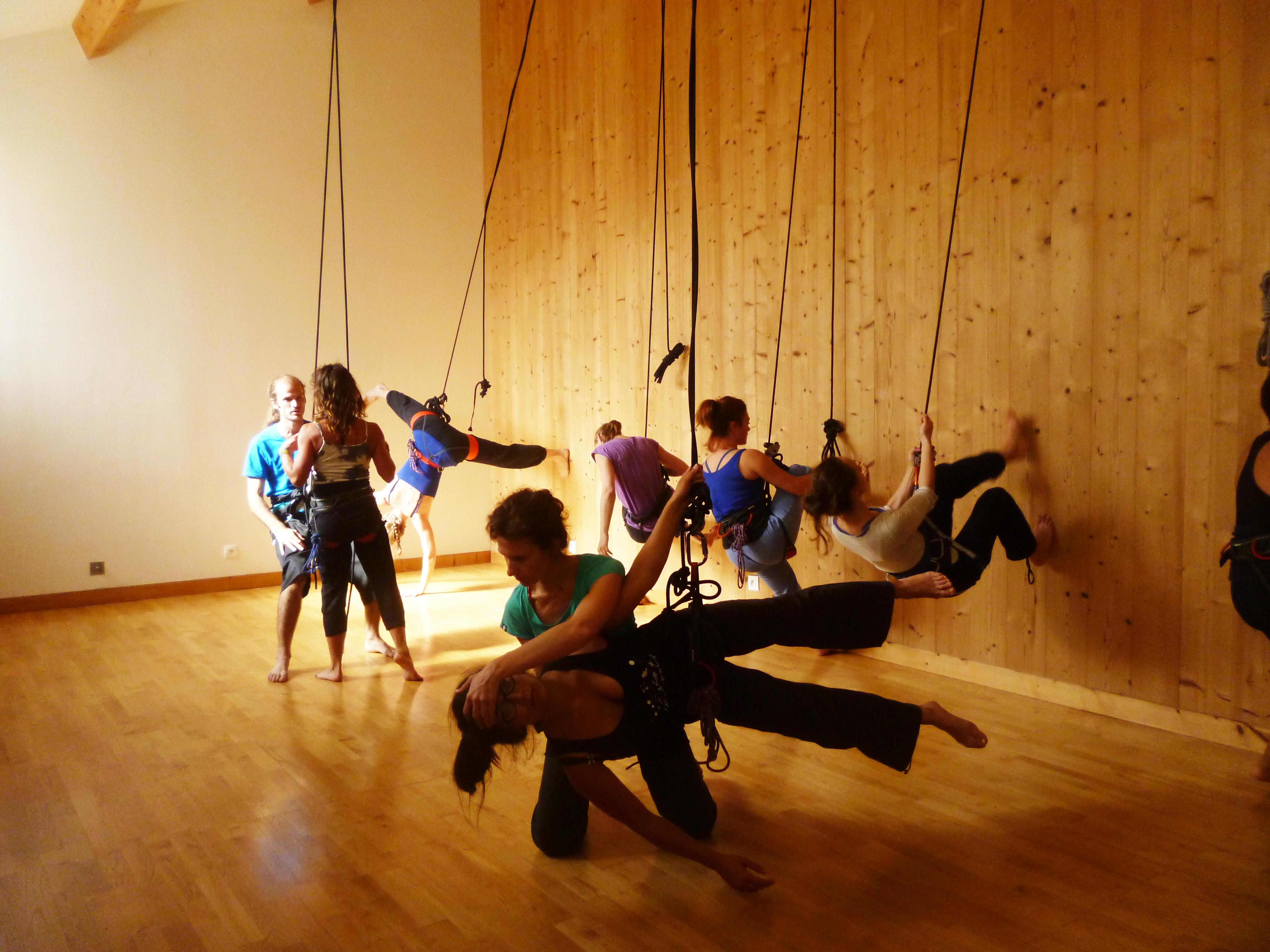 Star Stage de Danse Verticale Découverte - Février / Stars Danse Contemporaine